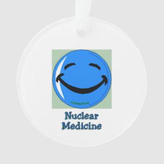 HF Nuclear Medicine Ornament