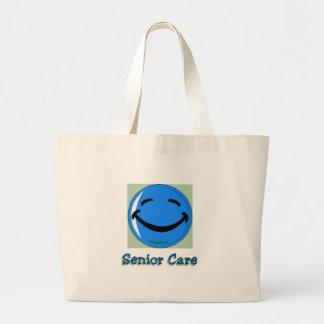 HF Senior Care Large Tote Bag