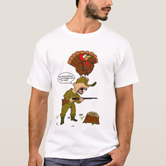 hf Turkey Hunter T-Shirt