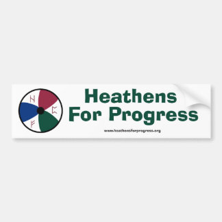 HFP Bumper Sticker