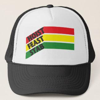 HFS hat-rasta Trucker Hat
