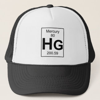 Hg - Mercury Trucker Hat