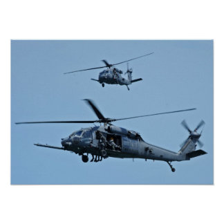 HH-60 Pave Hawk Poster