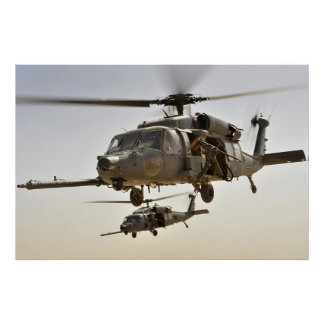 HH-60 Pave Hawk Posters