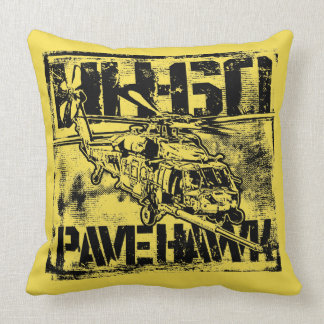 HH-60 Pave Hawk Throw Pillow