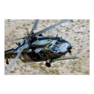 HH-60G Pave Hawk Poster