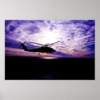 HH-60H Rescue Hawk Poster