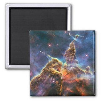 HH 901 and HH 902 in the Carina Nebula Square Magnet