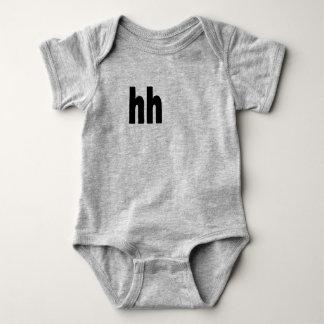 hh baby bodysuit