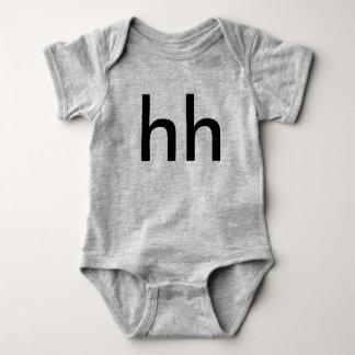 hh big baby bodysuit