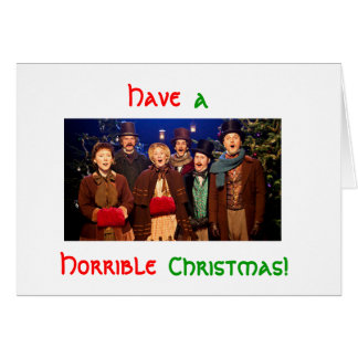 HH Christmas card