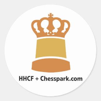 HHCF Chesspark Event Sticker