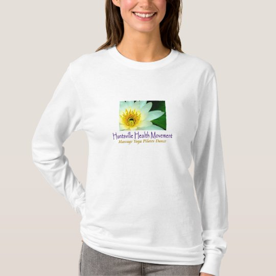 "HHM ""Asana Centre Lilly""  Long Sleeve T-Shirt"