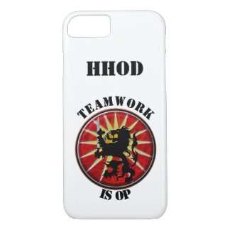 "HHOD - iPhone7 ""Barely There"" case"