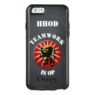 HHOD-teamwork is OP - iPhone6 case