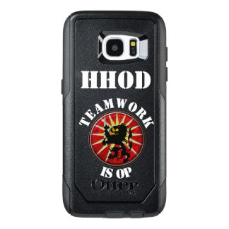 HHOD - teamwork is OP - Samsung S7 case