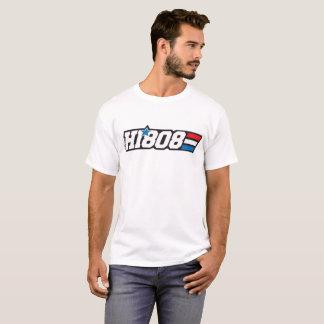 HI808 Hawaii Aloha Retro Patriot T-Shirt