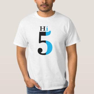 Hi 5 blue T-Shirt
