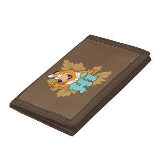 Hi Beertje Tri-fold Wallets