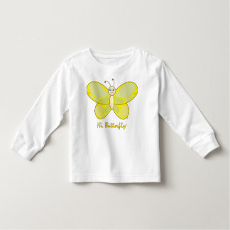 Hi BUTTERFLY® Toddler T-shirt
