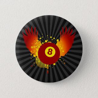 hi-fi billiards 2 inch round button