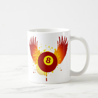 hi-fi billiards coffee mug