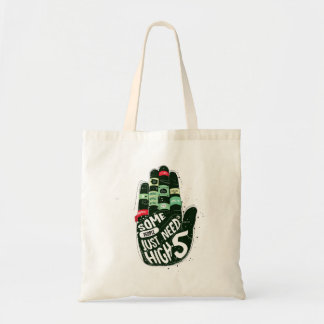 Hi - Five Tote Bag