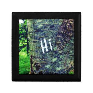 Hi Gift Box