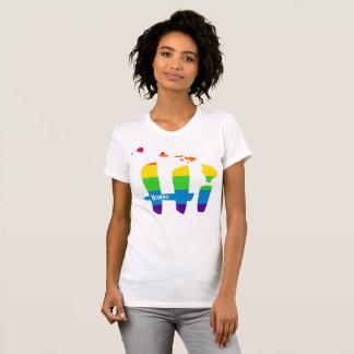Hi Hawaii rainbow T-Shirt