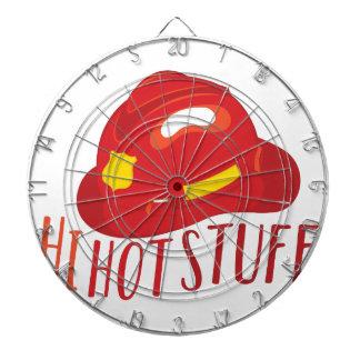 Hi Hot Stuff Dartboard