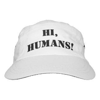 Hi Humans! Hat