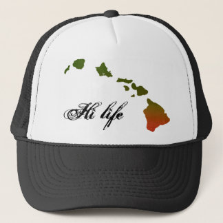 HI LIFE TRUCKER HAT