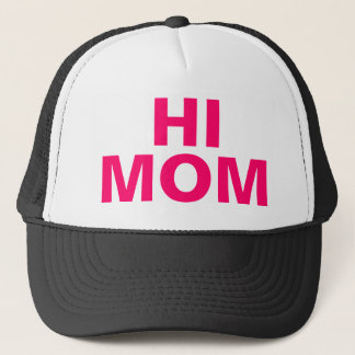 hi mom hat
