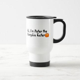 Hi Peter The Pumpkin Eater Mugs