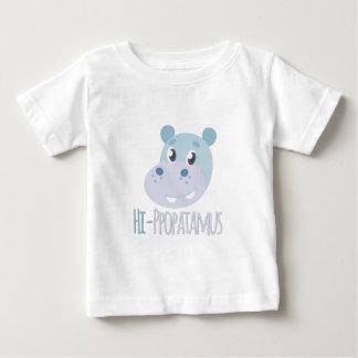 Hi-ppopatamus Baby T-Shirt
