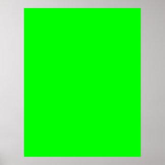 Hi Res COMPACT PHOTO BACKDROP - Green Screen Poster