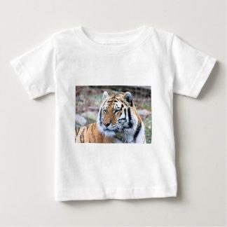 Hi-Res Stoic Royal Bengal Tiger Baby T-Shirt