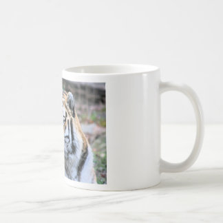 Hi-Res Stoic Royal Bengal Tiger Coffee Mug