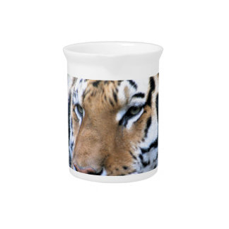 Hi-Res Stoic Royal Bengal Tiger Drink Pitcher