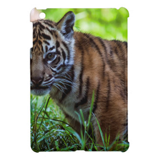 Hi-Res Sumatran Tiger Cub Cover For The iPad Mini