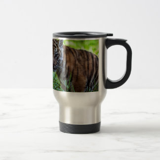 Hi-Res Sumatran Tiger Cub Travel Mug