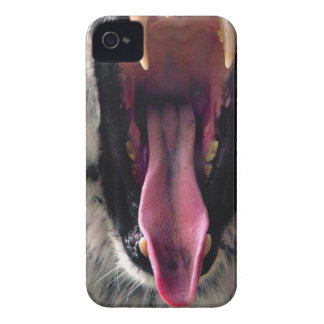 Hi-Res Tiger Bearing Jaws Case-Mate iPhone 4 Cases