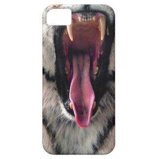 Hi-Res Tiger Bearing Jaws iPhone 5 Covers