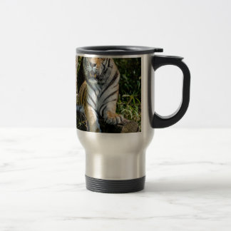 Hi-Res Tiger in Muenster Travel Mug
