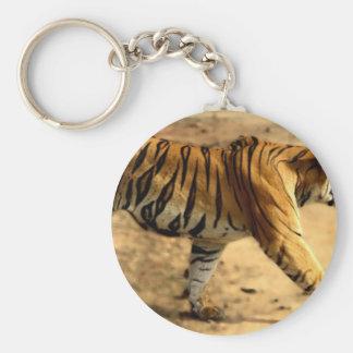 Hi-Res Tigres Stalking Keychain
