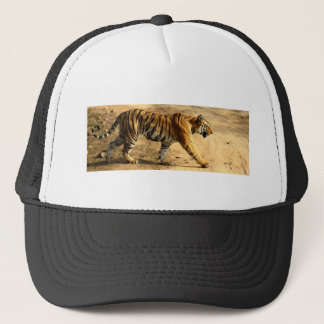 Hi-Res Tigres Stalking Trucker Hat