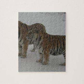 Hi-Res Two Siberian Tigers Puzzles