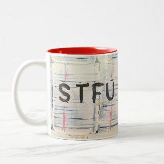Hi STFU mug
