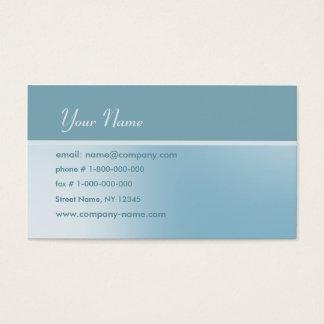 Hi-Tech - Ice Business Card