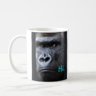 Hi. That's enough socializing for one day. Coffee Mug